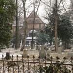Świdnica, zabytkowy cmentarz przy Kościele Pokoju