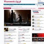 serwis informacyjny Wiadomości24.pl