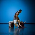 Polski Teatr Tańca. Tango z Lady M. - tańczą Paulina Wycichowska i Daniel Stryjecki
