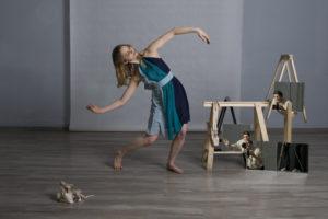 """""""Negocjowanie tożsamości"""", jako tancerka wystąpiła Monika Błaszczak"""